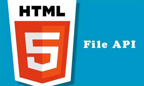 HTML5 File API